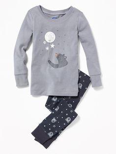 Old Navy Bear-Print Sleep Set for Toddler Boys Boy Fashion 2018, Boys Fall Fashion, Toddler Boy Fashion, Toddler Boy Outfits, Toddler Boys, Kids Outfits, Baby Outfits, Kids Boys, Baby Dresses