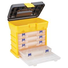 Storehouse 68238 Toolbox Organizer with 4 Drawers