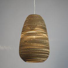 Lámpara colgante CARTON Bee