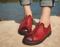 Scarpe fatte a mano scarpe Oxford scarpe basse scarpe di HerHis