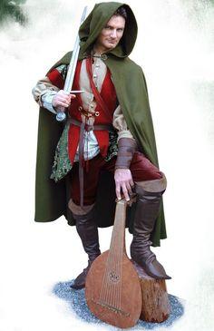 fantasy Bard costume - Google Search