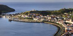 Azores, Faial Island - Horta city