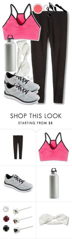 Lydia Inspired Target Work Out Outfit by veterization on Polyvore featuring R+J Couture, C9 by Champion, Stanley Creations, Pacifica, AKTive Lifestyle and Motorola