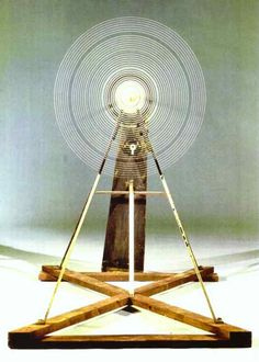 Rotary Glass Plates - Precision - Optics - Marcel Duchamp - Surrealism - Artwork