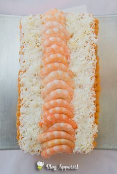 Fish Recipes, Appetizer Recipes, Appetizers, How To Cook Fish, Empanadas, Hot Dog Buns, Food Art, Sandwiches, Good Food