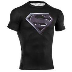 f9cb901a4d01 superman under amour tight shirt Armor Shirt