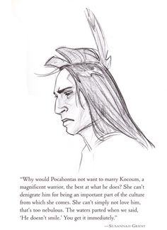 The Art of Pocahontas, page 107.