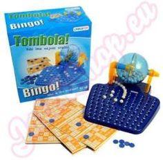 Unikatoy Bingo társasjáték