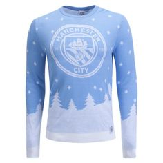 Manchester City Ugly Christmas Sweater