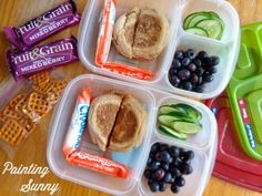 Thanks for stopping by! Check out the following post, pages, links and ideas to see a full round-up of my school-lunch-packing adventures. Free Printable School Lunch Shopping Lists