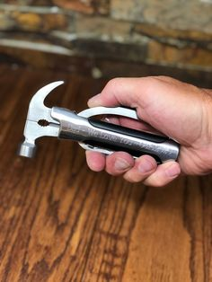 Personalized Hammer and Knife Multi Tool, Engraved Gifts for Him, Fathers Day, Dad, Son, Birthday, Camping, Fishing, Unique Gifts for Men Unique Gifts For Men, Gifts For Him, Bullet Bottle Opener, Personalized Leather Wallet, Sons Birthday, Engraved Gifts, Hanging Pictures, Custom Leather, Groomsman Gifts