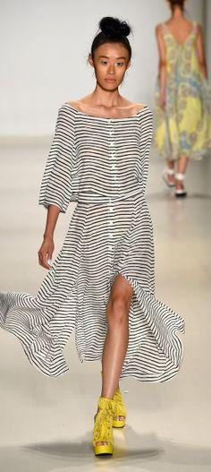 NY: Nanette Lepore - Runway - Mercedes-Benz Fashion Week Spring 2015