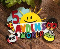 Ryans World Toy Review You Tube Kids Svg Happy Birthday