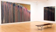 """Larry Poons """"Choral Fantasy"""" at Loretta Howard Gallery Post Painterly Abstraction, Frank Stella, Drip Painting, American Artists, Larry, Evolution, Fantasy, Gallery, Furniture"""