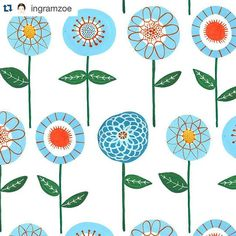 Flowers Art - Zoe Ingram (Lilla Rogers Studio)