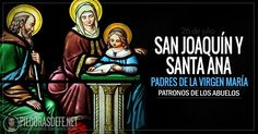 Risultati immagini per San Joaquín y Santa Ana Saint Joachim, Santa Ana, San Jose, Virgo, Mystic, Faith, Movie Posters, Anna, Outfits