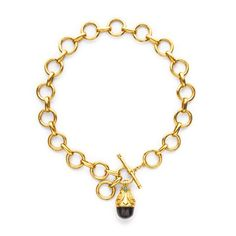 Lafayette Necklace with Stone