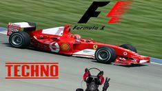 Formula 1 (Techno) Musique Année 90