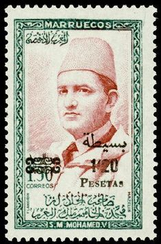 Timbre Collection, Spanish Colonial, Stamp Collecting, Morocco, Germany, Europe, Posters, Portrait, Inspiration