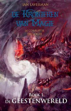 De kronieken van magie 1 - De geestenwereld