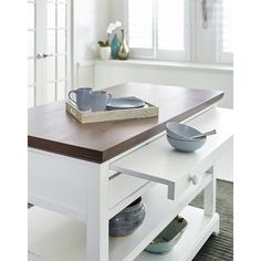 Charmant Galliano Kitchen Island