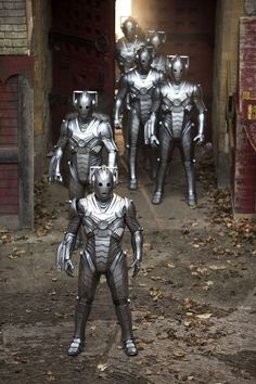The Cybermen are back.