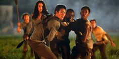It's Here! Behold The First Trailer For THE MAZE RUNNER | SciFi Mafia