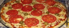 Foto - Receita de Massa crocante de pizza!