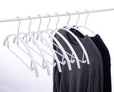 Padded Hangers, Velvet Hangers, Metal Hangers, Coat Hanger, Clothes Hanger, Sweater Hangers, Wardrobe Organisation, Organization, Skirt Hangers