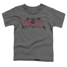 """Checkout our #LicensedGear products FREE SHIPPING + 10% OFF Coupon Code """"Official"""" Batman / Dark Detective - Short Sleeve Toddler Tee (2t) - Batman / Dark Detective - Short Sleeve Toddler Tee (2t) - Price: $29.99. Buy now at https://officiallylicensedgear.com/batman-dark-detective-short-sleeve-toddler-tee-2t"""