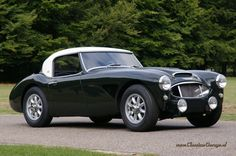 Austin-Healey 3000 - Bing Images