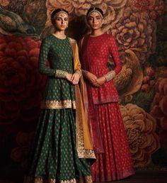 Sabyasachi # bridAl wear # lehenga # tradition mix#