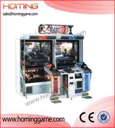 Time Crisis 4 shooting game machine/hot sale game machine(sales@hominggame.com) http://www.hominggame.com/show_Product_en.asp?ID=81