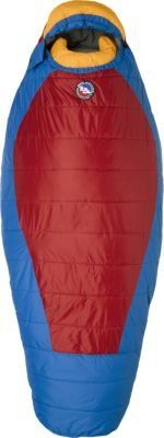 Big Agnes Wolverine JR 15Degree Sleeping Bags Right Zipper M3 synthetic fill Fits up to 5Feet -- You can get more details by clicking on the image. (This is an affiliate link) #SleepingBagsCampBedding
