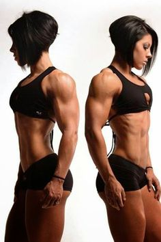 Farbe Jamie Eason Körper MyBestBadi: Fitness