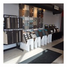 Stone Design Concepts showroom,Tile flooring