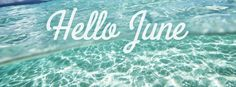 Hello June Facebook Cover Images