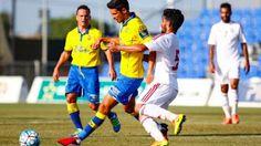 TIEMPO DE DEPORTE: La UD Las Palmas pierde el amistoso frente a Emira...