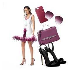"""""""SHOP - Historic New York"""" by fashionhistoric on Polyvore featuring Botkier and Giuseppe Zanotti"""