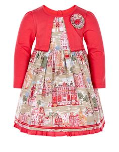 Baby Grand Square Dress