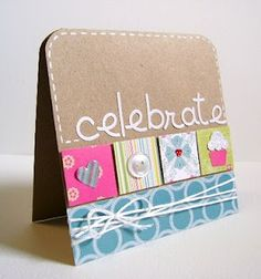 HG_Designs - Handmade Birthday Card
