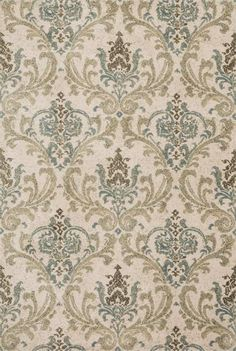 The AV-06 Sage / Mist from the Avanti collection is a machine made construction made of 100% polyester in a traditional category of style. The rugs in this collection are approximately 1/4 inch thick and constructed in China by Loloi and ships brand new, first quality from their warehouse via UPS.