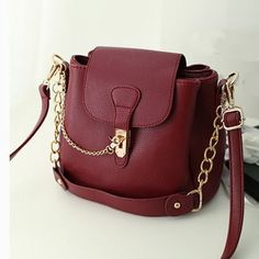 42932a47d18b Shoulder Chain All-Match Bucket Bag YS01. 2017 designer famous brand  women s handbag ...