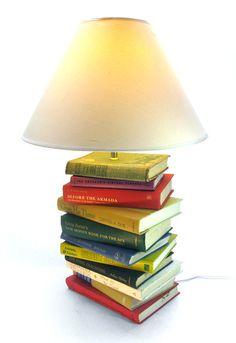 Book Lamp http://www.etsy.com/listing/103232144/book-lamp?ref=v1_other_2&utm_source=etsy_finds&utm_medium=email&utm_campaign=etsy_finds_073012_0&link_clicked=17&euid=uOzCnrHNSRdTu-XGRxLKwb6Xatlm
