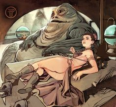 leia by joel27.deviantart.com on @deviantART