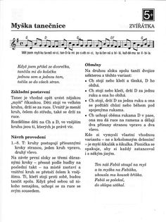 myška tanečnice s pohybem Music Education, Music Notes, Image Search, Sheet Music, Bullet Journal, Teacher, School, Carnival, Music Ed