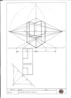 2 Point Perspective Drawing, Perspective Art, Drawing Studies, Sketch Design, Geometry, Art Drawings, How To Draw Hands, Knowledge, Sketches