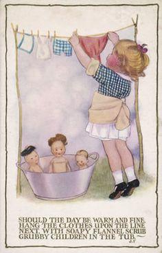 Susan Beatrice Pearse vintage postcard
