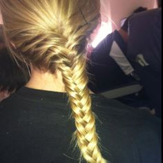 french fishtail ? <3