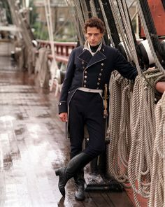 Hornblower - Ioan Gruffudd as Horatio Hornblower